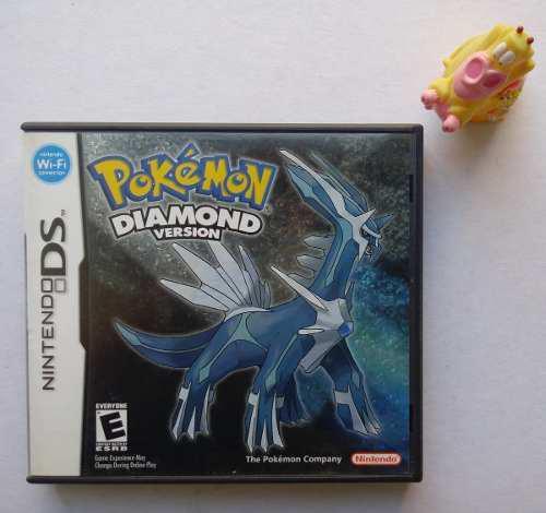 Pokémon Diamond Version Nintendo Nds Garantizado