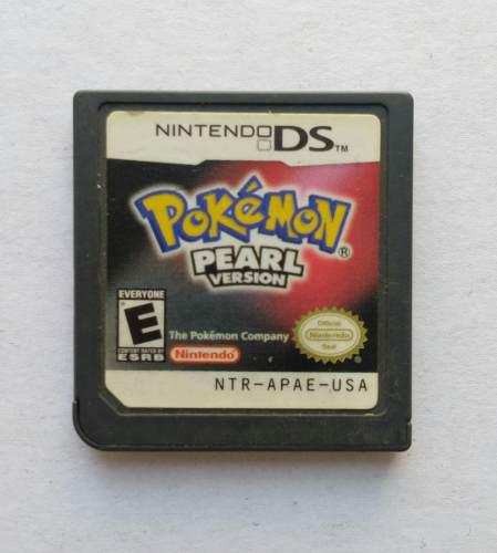 Pokémon Pearl Version Nintendo Ds