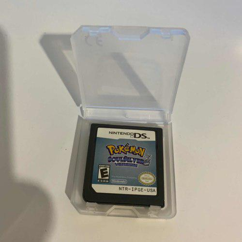 Pokémon Silver Version Ds Rpro