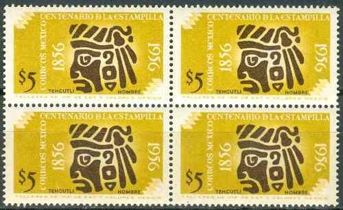 Sc 896 Año  Centenario De La Estampilla