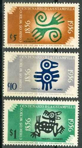 Sc  Año  Centenario De La Estampilla 195