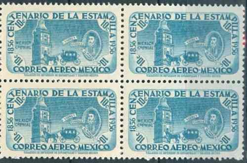 Sc C230 Año  Centenario De La Estampilla Postal