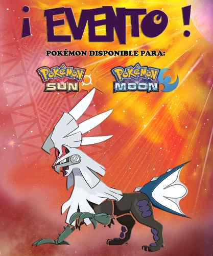 Silvally / Shiny / Evento - Sol Luna 3ds!