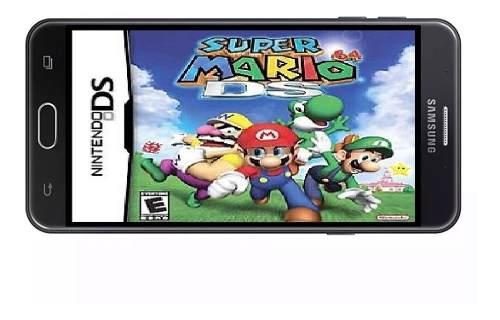 Super Mario 64 Ds De Nintendo Ds Para Tu Android Y Pc