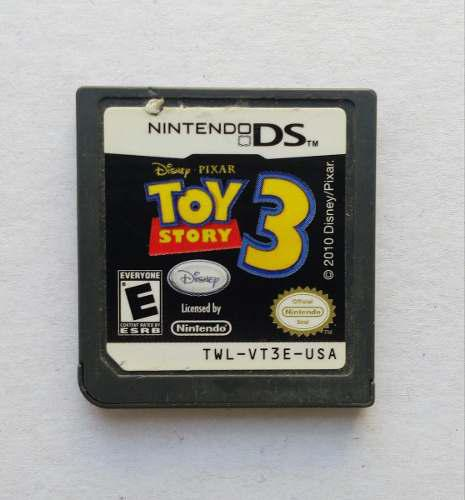 Toy Story 3 The Videogame Nintendo Ds