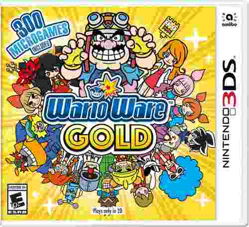 ..:: Wario Ware Gold::.. Para Nintendo 3ds