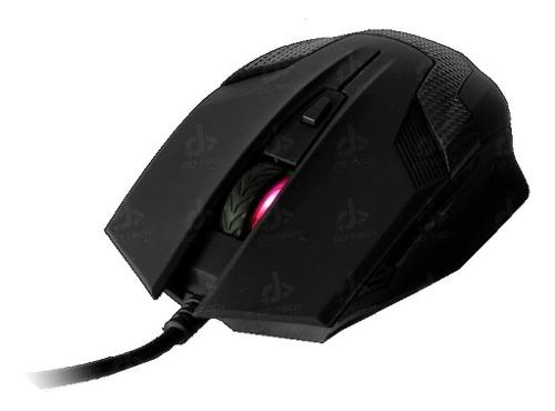 Mouse Gamer Eagle Warrior G15 Retroiluminado dpi