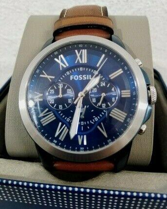 Reloj para Caballero Fossil modelo FS5151 Grant - Remates