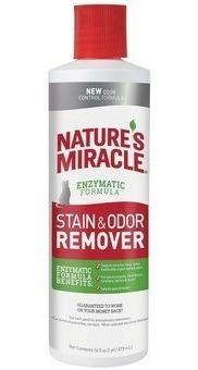 Removedor De Manchas Olores P/ Gatos Nature´s Miracle 946