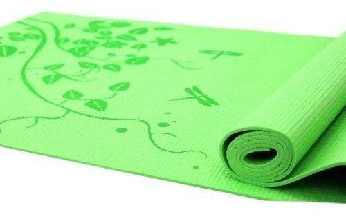 Set 6 Tapetes Para Yoga/pilates 6 Mm Fuxion Sports (f)