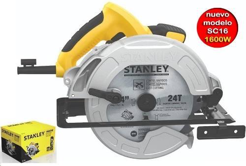 Sierra Circular w Stsc-b3 Stanley