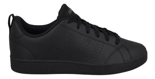 Tenis adidas Negro Advantage Clean