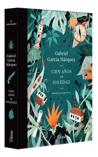 Cien Años De Soledad Ilustrado 50 Aniversario