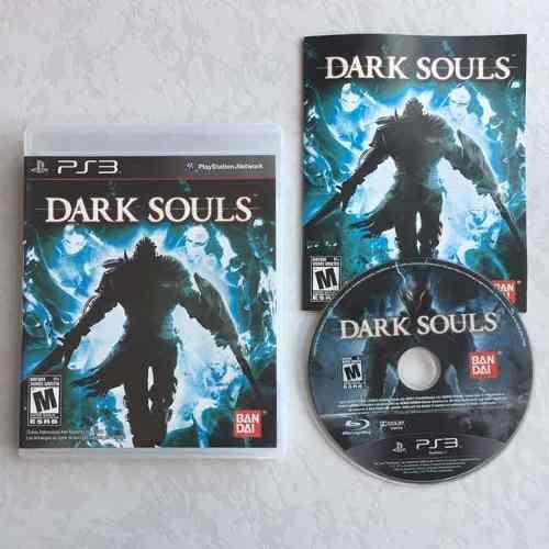 Dark Souls Juegazo Completo Para Tu Ps3 Chécalo