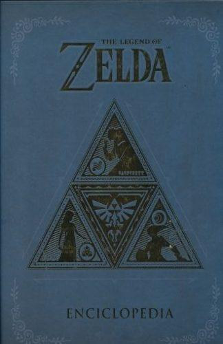En Español The Legend Of Zelda - Enciclopedia - Pasta Dura