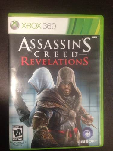 Juego Xbox 360 Assassins Creed Revelations