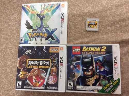 Juegos De Nintendo 3ds Pokemon X