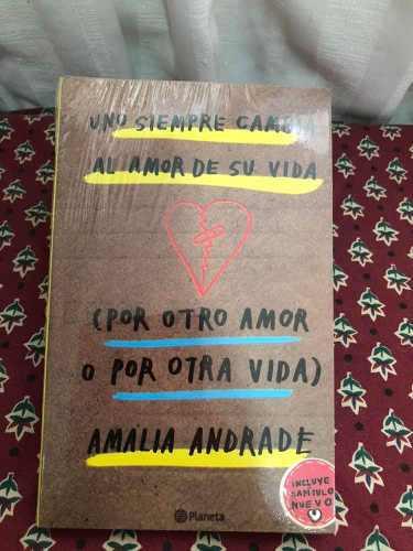 Libro Uno Siempre Cambia Al Amor De Su Vida Capitulo Nuevo