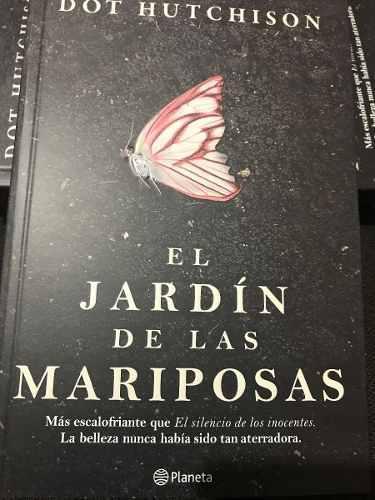 Original El Jardin De Las Mariposas /el Silencio De Los Inoc