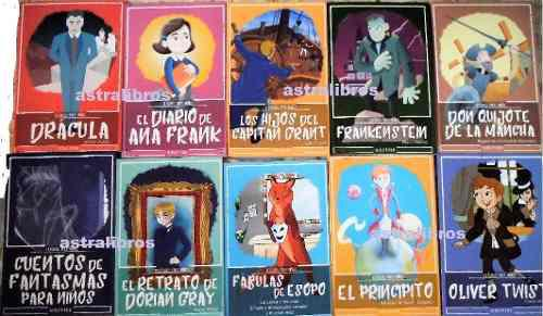 Paquete 10 Libros Los Mejores Cuentos Dia Del Niño 9