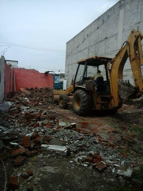 Renta de maquinaria para la construcción