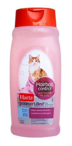 Shampoo Para Gato Control Bolas De Pelo Hairball Control