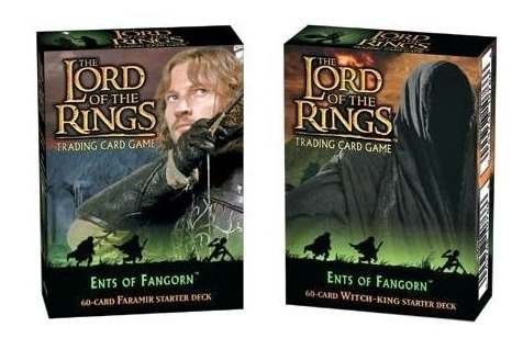 The Lord Of The Rings Juego De Cartas Tcg Witch King Decks