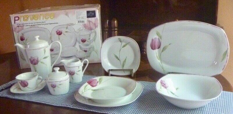 Vajilla de Porcelana.