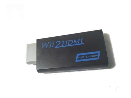 Adaptador Wii A Hdmi Convertidor Salida De Video