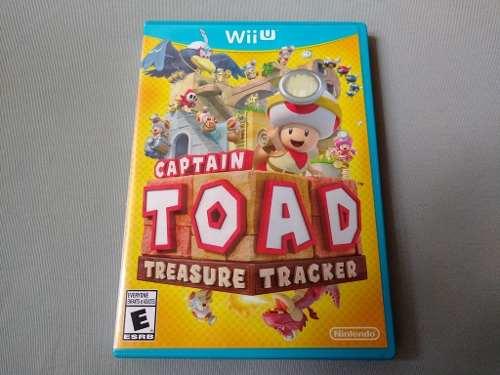 Captain Toad Treasure Tracker Original Para Nintendo Wii U