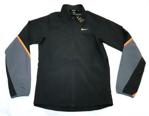 Chamarra Tipo Jacket Nike Running Shield Original Nueva