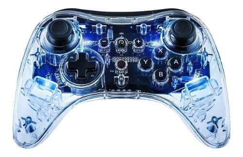 Control Pro Para Wii U Afterglow Nuevo (en D3 Gamers)