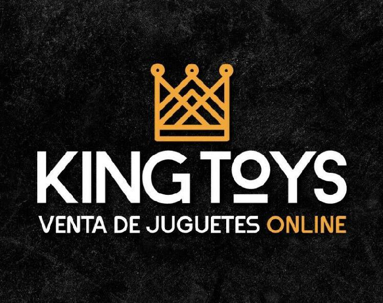 E-commerce para juguetes, videojuegos y Souvenires