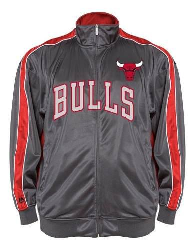 Exclusiva Chamarra Ligera Nba Chicago Bulls 3xl Track Jacket