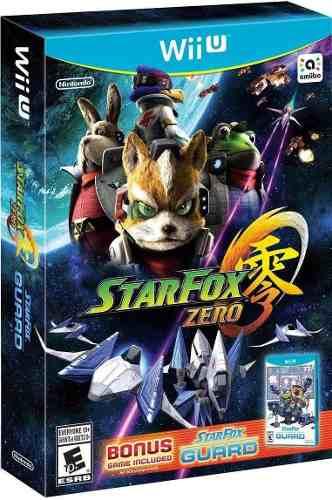 Juego Para Wii U Star Fox Zero Nuevo Facturamos!!!