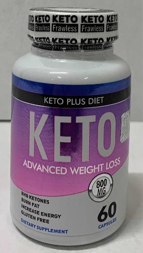 Keto Plus Diet Advanced Sellado Auténtico