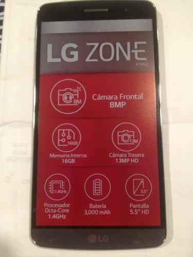 Lg Zone X180g Nuevo! Precio A Tratar