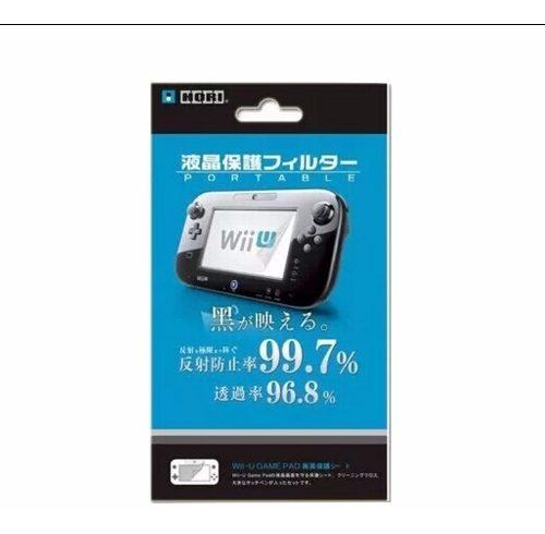 Mica Protectora Para Wii U Pad Protege Y Prolonga Su Uso