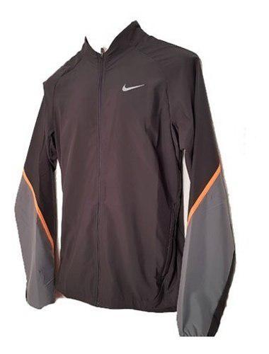 Oferta Chamarra Nike Shield Running Impermeable