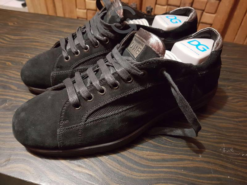 Tenis rossetti one made in italy 7 mex