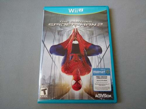 The Amazing Spiderman 2 Original Para Nintendo Wii U
