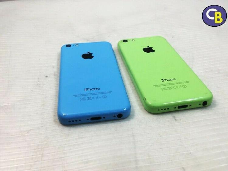 iPHONE 5c color Verde y Azul con iCLOUD