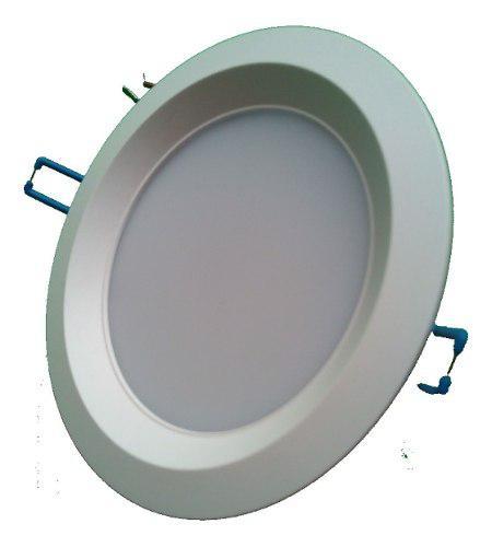 60 Lampara Led 9 Watts Luminario Bote Integral 12 Cm Td9n