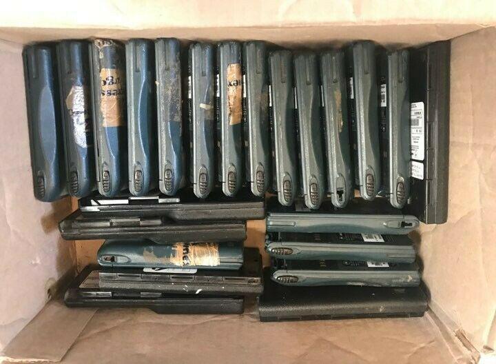 Art 508 lote de 23 piezas Baterías Para Radio Motorola