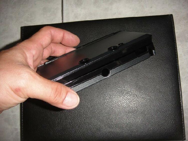 Funda Protector Aluminio Case Nintendo 3ds Varios Colores