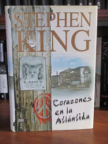 Corazones En La Atlántida, Stephen King, Tapa Dura