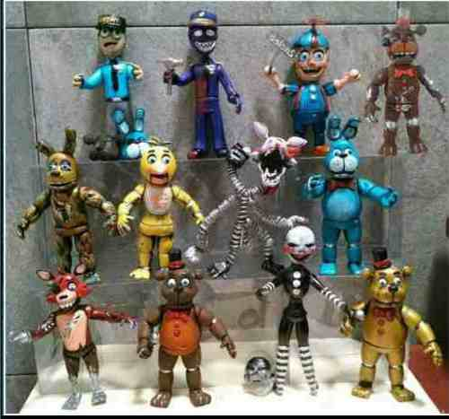 Five Nights At Freddy's Colección Completa Bootleg