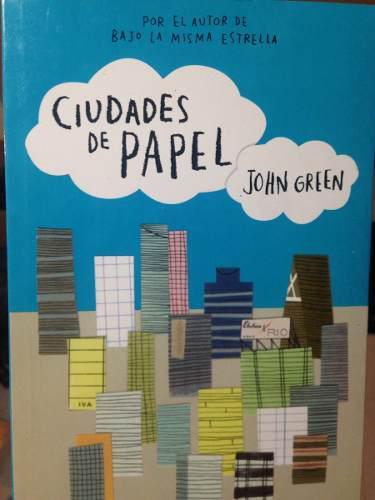 Libro Ciudades De Papel+envío Gratis