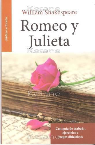Romeo Y Julieta Libros Juveniles Escuelas Mayoreo