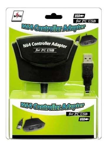 Adaptador De Controles De Nintendo 64 Para Pc Windows